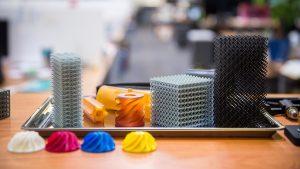 3D printed various model