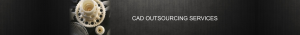 cad outsourcing services banner