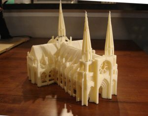 Architectural 3D Printed Model - 3D Spectra