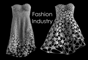 Fashion Industry - 3D Spectra