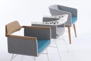 Customized 3d printed furniture