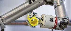3d printed robots in manufacturing industry