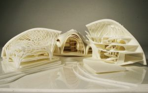 3D Printed Urban Structure