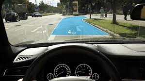 Augmented Reality for Automobile