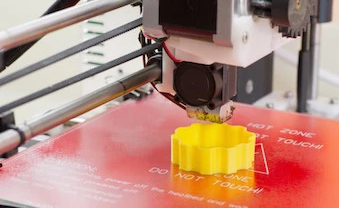 FDM 3d printing technology